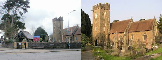 Photos of St Mary's Church, Whitchurch